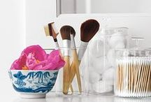 ● Bathroom Organizing / #home #room #bathroom #bath #organize / by TxTerri Tips