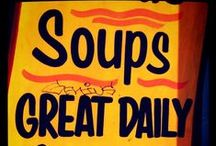 Soup Kitchen Recipes  carry out / Recipes Kitchen Ready / by Marty Cupp