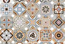 CEMENT TILES - HIDRÁULICO / hydraulic tiles | cement tiles | carreaux de ciment