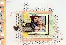 Scrapbook Pages I Love