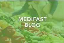 Medifast Blog / Here on the Medifast blog, you'll find content that helps you on your weight-loss and maintenance journey and highlights you, the reader, on our path to regaining health. So, sit back, grab a bag of Medifast Bites, and enjoy!