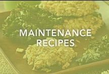 Maintenance Recipes / All of these recipes are approved by our nutritionists as meal ideas for Maintenance!