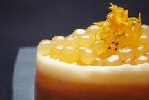 MOLECULE-R—the cookbook. / Gorgeous pictures of some of the recipes from our very first cookbook, Molecular Gastronomy by MOLECULE-R. / by MOLECULE-R Flavors