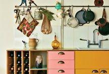 home : kitchen / by marissa   stylebook