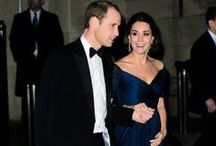 British Royalty - New York City Trip 2014, HRH Duchess of Cambridge / by Amy Joann