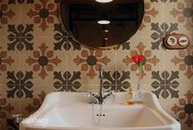 Collection: 1900 - Cement tile aesthetic / hydraulic tiles | cement tiles | carreaux de ciment