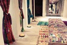 the boutique / Perfectly decorated shops or boutiques