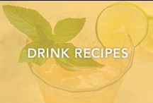 Drinks, Shakes & Smoothies Recipes
