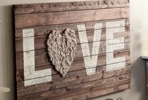DIY Craft Love / Make it. Do it!  / by Overthrow Martha