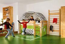 Paul's Room / Ideas for a growing boy / by Kristin Kaufmann