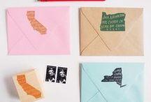 Stamps, Stickies, Stickers & Tape / by Nicki Reno-Welt