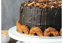Decadent Cake / Delicious and decadent cake recipes.