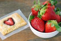 Breakfast Recipes / Easy breakfast recipes- yogurt, fruit, muffins, donuts, breads, eggs, sausage, bacon, omelet.