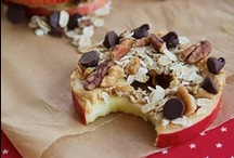 Healthy Snacks / Simple healthy snacks the whole family will love.