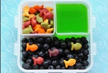 Food- Fun for Kids / Playful lunches and snacks for the best kid friendly recipes. / by Kelly {Eclectic Momsense}