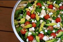 Fruit & Veggie Recipes / Delicious fruit and veggie dishes.