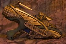 Steampunk Inspiration / by Rob Bartlett