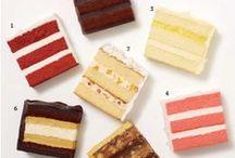 Cakes / by Kara Tershel