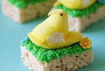 Easter and Spring / Can fats, food and fun centered around Spring and Easter