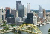 Pittsburgh / by Kara Tershel