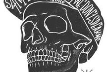 Skull / by Rafael Guimarães