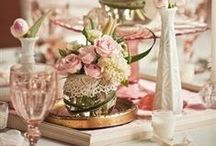 V I N T A G E / Beautiful vintage wedding inspiration / by Aisle Style