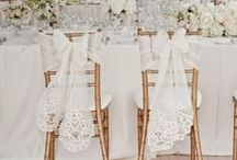 S E A T I N G / Beautiful wedding seating inspiration