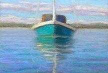 Paint Me a Landscape / by Joyce Sword
