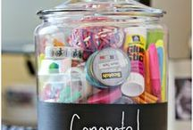 SchoolHouse / Printables, teacher gift ideas, plus school inspired food and crafts.