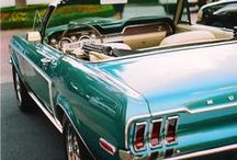 Mustangs / by Starwood Motors