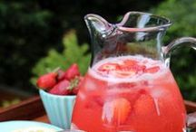 Food- Drinks / Delicious kid-friendly and adult loving drink recipes. / by Kelly {Eclectic Momsense}