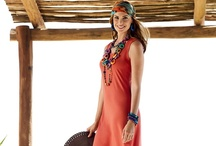 Color and Culture  / Summer fashions with soul and jewelry handcrafted by Ecuadorian artisans. #chicos / by Love Chico's