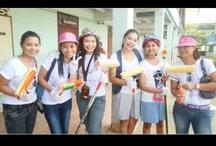 BATA CHILDREN'S PROGRAM VOLUNTEERS!  / Meet our Bata Children's Program volunteers around the world in action!