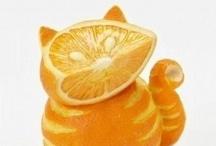 Orange  / My Favorite Color