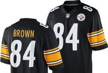Pittsburgh Steelers Merchandise / Pittsburgh Steelers jerseys, t-shirts, hats, apparel and gear for all of the Steeler Nation from Fanzz.com.