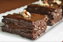Paleo Desserts and Tasty Yummies / Various images and recipes of my favorite Paleo desserts (Gluten, Dairy, Legume, free where possible) / by Ian Archibald