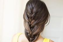 Hairstyles and updos / by Overthrow Martha