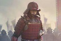 Samurai / by Rafael Guimarães