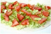 Healthier ways to eat / by Penne Baker