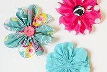Crafts- Rosettes / by Kelly {Eclectic Momsense}