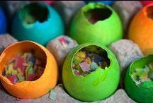 Las Pascuas / La Semana Santa