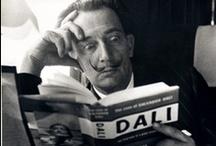 Salvador Dalí / by Maestra de español