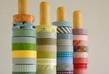 Crafts- Washi Tape / All things Washi for the beginner (me) and expert. / by Kelly {Eclectic Momsense}
