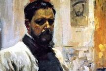 Joaquin Sorolla y Bastida / Spanish artist (1863-1923) el pintor de la luz