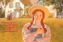 Anne of Green Gables / Subset of Canadiana board. Anne deserves her own board!