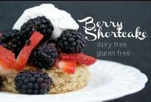 Sweet, Sweet Gluten Free / Gluten free desserts