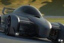 Futuristic Cars / #cardesign #futurecar #autodesign #luxurycar / by Starwood Motors