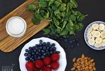 Food- Blender Recipes / Favorite recipes for your blender. / by Kelly {Eclectic Momsense}