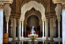 El Alhambra Granada, Spain
