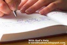 Blog: With God's Help